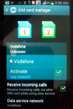 Recieve Incoming Calls